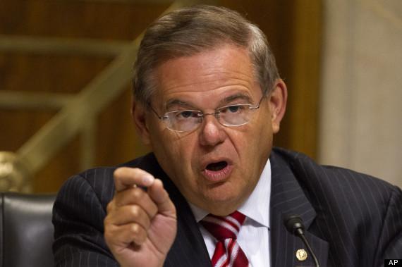 Senator Robert Menendez_Huffington Post