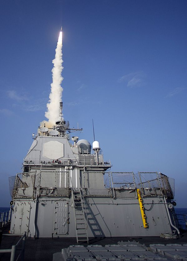 Test firing of SM-3 Block IIA interceptor - from naval-technology