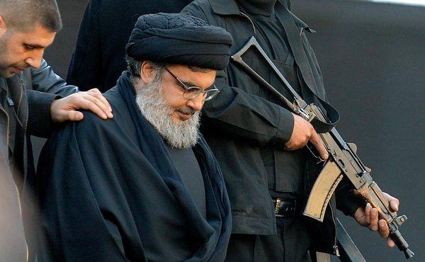 Hassan Nasrallah -- NYT