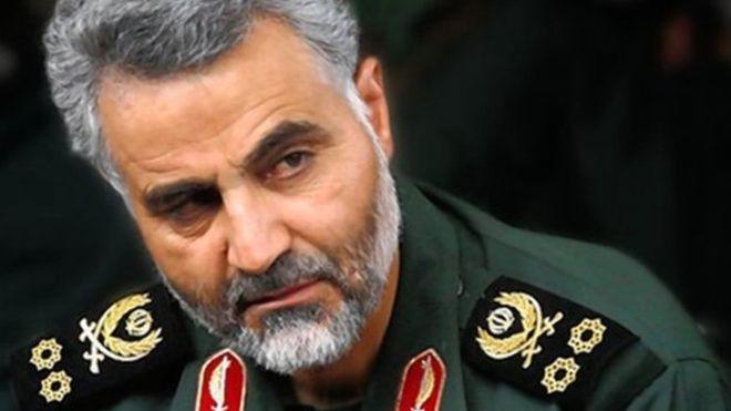Qasem Soleimani - BBC