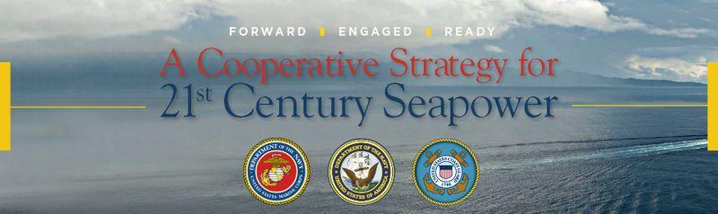 U.S. Maritime Strategy 2015