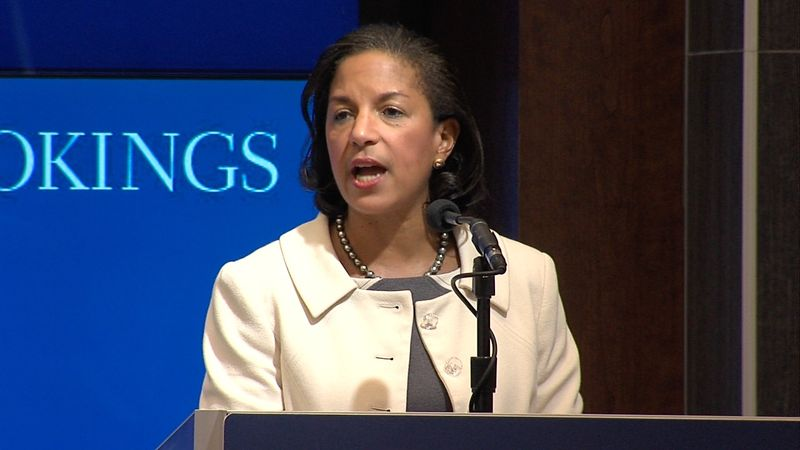 Susan Rice at Brookings_02-06-15